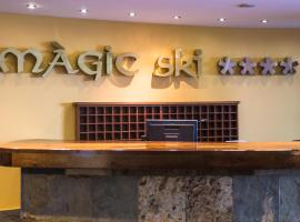 Magic Ski, La Massana