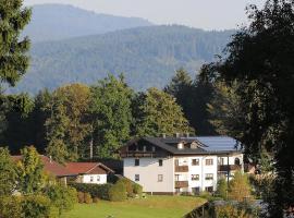 Pension Waldeck, Langdorf