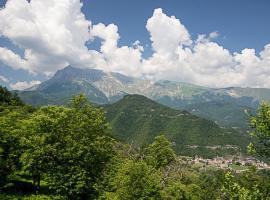 B&B Il Castagneto dei Sibillini, Abetito (Rigo yakınında)