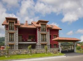 Apartamentos Rurales La Viña, Corao (La Estrada yakınında)