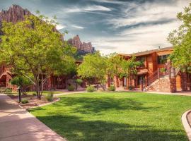 The 10 Best Hotels Near Zion National Park Springdale USA