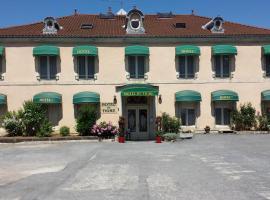 Citotel Hotel du Tigre, Verdun-sur-Meuse