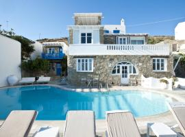 Voula Apartments & Rooms, Agios Ioannis Mykonos
