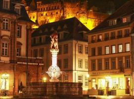 Hotel Goldener Falke, Heidelberg