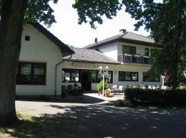 Hotel Stauterrassen, Падерборн