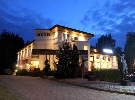 Hotel Pod Jeleniem, Tuchola