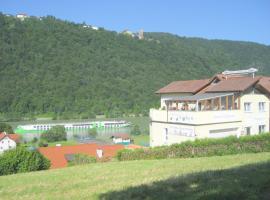 Pension Feiken, Wesenufer (Hofkirchen im Mühlkreis yakınında)