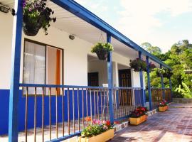 Hostel Casa Caturro, Manizales (El Rosario yakınında)