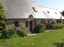 Chambres d'hôtes du Vent Solaire, Plozévet (рядом с городом Pouldreuzic)