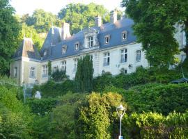 Chateau de la Voute, Trôo (Near Montoire-sur-le-Loir)
