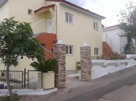 Politis Apartments, Храни (рядом с городом Mathía)