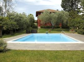Villa Vallelunga, Castelnuovo di Porto (Santa Marta yakınında)