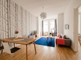 Design Apartment in der Leipziger Südvorstadt
