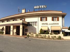 Hotel Ekai, Ecay (Aoiz yakınında)