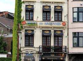 Hotel Des Ardennes, Verviers (Ensival yakınında)