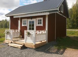 Mummonmökki Riverside Cottage, Kristiinankaupunki (рядом с городом Lapväärtti)