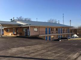 Budget Inn Motel, Bourbon (Near Sullivan)