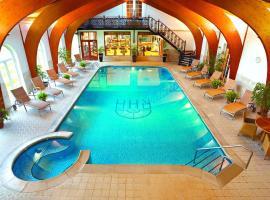 Rowton Hall Hotel and Spa