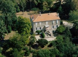 Manoir Angle, Blanzay-sur-Boutonne (рядом с городом Boisserolles)