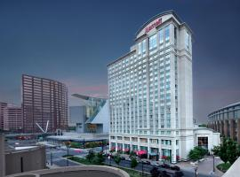 Hartford Marriott Downtown, Hartford