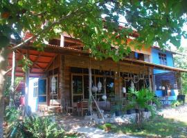 Oro Beach Houses, Weetebula (рядом с городом Ubuoleta)