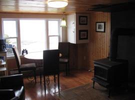 Wolfcove Retreat House, Amherst Cove (Trinity yakınında)