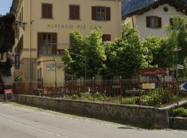Albergo Piz Cam, Vicosoprano (Promontogno yakınında)