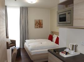 Prime Hotel 20, Frankfurt/Main (Schwanheim yakınında)