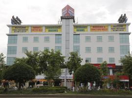 Swagath Grand Suchitra, Хайдарабад (рядом с городом Bolārum)