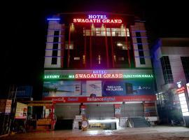 Hotel Swagath Grand A.S. Rao Nagar