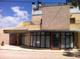 Hotel El Zorro, Barranda (Archivel yakınında)