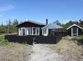Two-Bedroom Holiday Home Havstien 02, Vesterø Havn