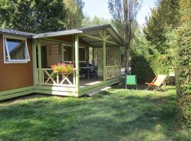 Camping Le Colporteur, Le Bourg-d'Oisans (рядом с городом Les Sciauds)