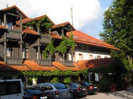 Hotel Restaurant Forstwirt, Grasbrunn (Egmating yakınında)