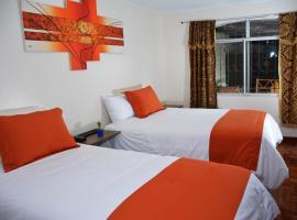Hotel Yaruqui, Tababela (Hacienda San Carlos yakınında)