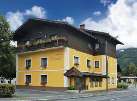 Erlenhof B&B, Kötschach (Mauthen yakınında)