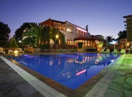 Castello Rosso Hotel, Nea Stira