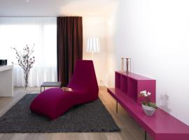 Serviced City Apartments