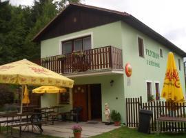 Pension U Štěpánků, Trpišovice (Světlá nad Sázavou yakınında)