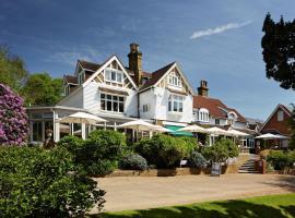 Rowhill Grange Hotel & Utopia Spa, Дартфорд (рядом с городом Суонли-Джанкшен)