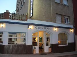 Hostal Costa Blava, Portbou