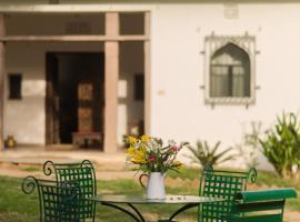 Kawa Guest House, Джайпур (рядом с городом Amer)