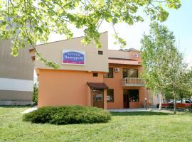 Interrum Hotel, Razgrad