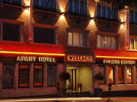ウェルネス アパート ホテル, ブリュッセル