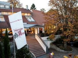 Romantik Hotel Johanniter-Kreuz, Überlingen