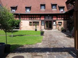 Chambres d'hôtes au Freidbarry, Schillersdorf (рядом с городом Obermodern)