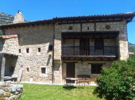 Hotel Rural La Casona De Escalada, Escalada (Pesquera de Ebro yakınında)