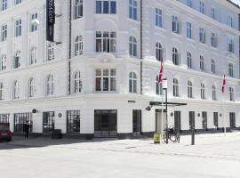 Absalon Hotel, København
