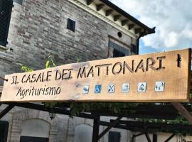 Casale Dei Mattonari, Giano dell'Umbria