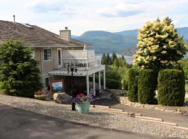 Selah Retreat Bed & Breakfast, Sorrento (Scotch Creek yakınında)